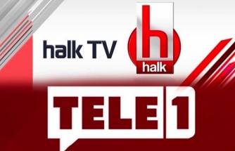 RTÜK, Tele1 ve Halk TV'ye 5 Gün Yayın Durdurma Cezası Verdi