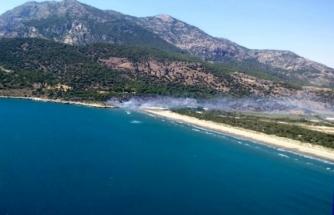 Seydikemer'de Çıkan Orman Yangını Kontrol Altına Alındı