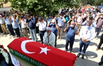 Yatağan'da Vefat Eden Kore Gazisi Defnedildi