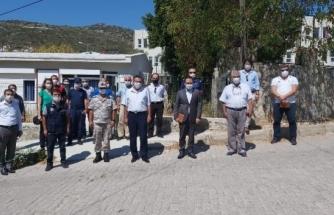 Datça'da Orman Yangınları Bilgilendirme Toplantısı Düzenlendi