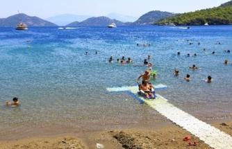 Engelsiz Plajlar İle Engeller Kalkıyor