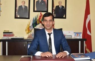 MHP 13. Olağan İlçe Kongresinde Kaan Çakır Yeniden Başkan!