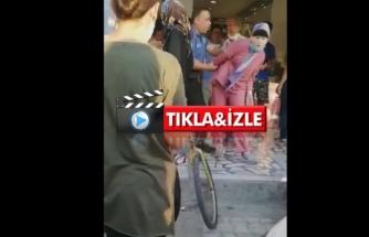 """ORTACA'DA """"ATATÜRK'Ü SEVMİYORUM"""" DİYE BAĞIRAN KADIN GÖZALTINA ALINDI!"""