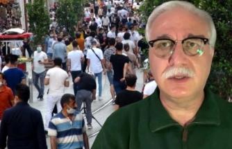 """""""Türkiye'de Koronavirüsü Taşıyan ve Bulaştıran 250 Bin Kişi Var"""""""