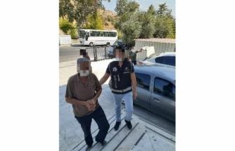 13 Ayrı Suçtan Aranan Şahıs Milas'ta Yakalandı