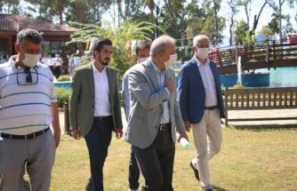 AK Parti Köyceğiz İlçe Başkanı Mehmet İlhan Oldu