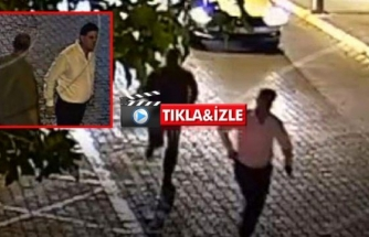 Başkan Karaca'nın Tatilcinin Aracına Zarar Verdiği Görüntüler!