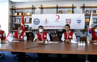 Bodrum'da STK'lar Kan Bağışına Destek Verecek