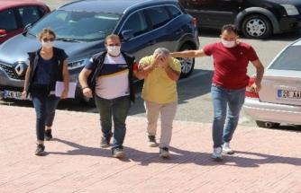 Bodrum'da Tahliyesinin Ardından Yine Taciz Eden Şahıs Tutuklandı