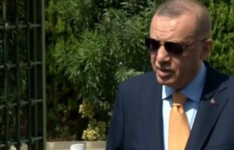 Cumhurbaşkanı Erdoğan: Koronada İşi Tekrar Sıkmak Durumundayız