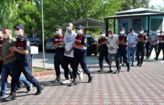 Kopya İnternet Sitesiyle Tatilcileri Dolandıran 15 Şüpheli Yakalandı