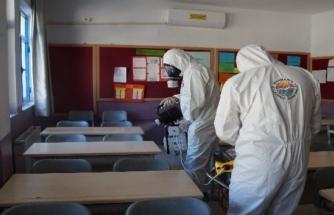 Marmaris'te Okullar Yüz Yüze Eğitime Hazır