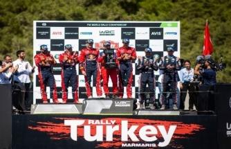 Marmaris'te Ralli Şampiyonası Heyecanı Başlıyor