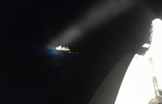 Marmaris'te 4 Düzensiz Göçmen Kurtarıldı