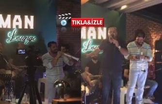 Mesut Külahlı ve Mustafa Selçukoğlu Harman Lounge'da Sahne Aldı