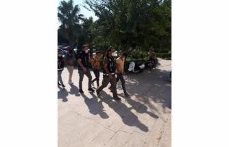 Milas ve Didim Operasyonunda Gözaltına Alınan 3 Şahıs Tutuklandı