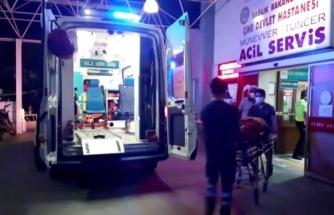 Muğla-Aydın Yolunda 2 Otomobil Çarpıştı: 4 Kişi Yaralandı