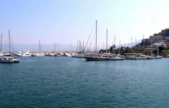 Muğla'da Deniz Kirliliğinin Önlenmesine Yönelik Denetim Yapıldı