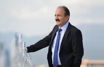 Saatcı Basketbol Süper Lig'e Yükselen Fethiye Belediyespor'u Kutladı