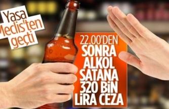 Akşam 22:00'dan Sonra Alkol Satışına 320 Bin TL'ye Kadar Ceza