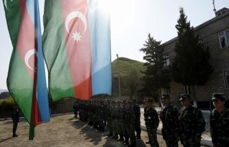 Azerbaycan, Ermenistan'ın İşgalinden Kurtarılan İran Sınırına Karakollar Kurdu