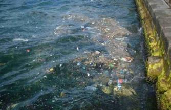 Bodrum'da Denizden 225 Kilo Atık Çıkarıldı