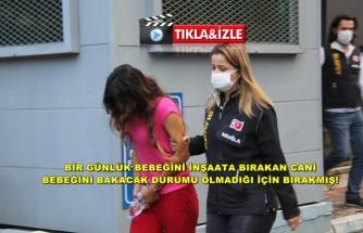 DALAMAN'DA 'BEBEK KATİLİ' SUÇUNU İTİRAF ETTİ