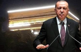 """Erdoğan'dan """"AYM'nin Yapısı Değişecek Mi?"""" Sorusuna Tek Kelimelik Yanıt: """"İnşallah"""""""