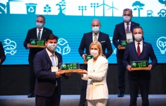 Fethiye Belediyesi'nin 'Çevreci Bisiklet' Projesine 500 Bin TL Ödül