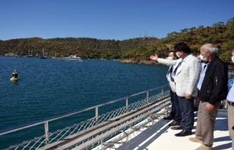 Fethiye'de Denizin Nabzını Ölçecek 'Akıllı Şamandıra' Projesi Hayata Geçiriliyor