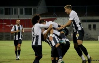 Fethiyespor 2- Karaman Belediyespor 0