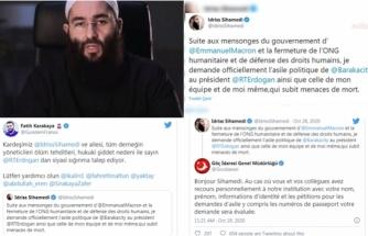 Fransa'da Radikal İslamcı Sihamedi, Türkiye'ye Sığınmak İstiyor!