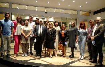 Kırgızistanlı ve Kazakistanlı Gazeteciler Marmaris'te