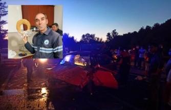 Köyceğiz'de İki Otomobil Çarpıştı 1 Ölü, 1 Yaralı