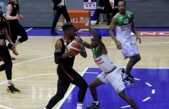 Lokman Hekim Fethiye Belediyespor: 91 - Galatasaray: 82