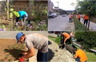 Marmaris Belediyesi Kışa Hazırlık Çalışmalarına Başladı