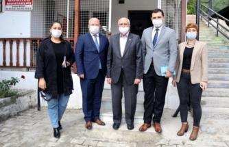 Menteşe Belediye Başkanı Bahattin Gümüş Muhtarları Ziyaret Etti