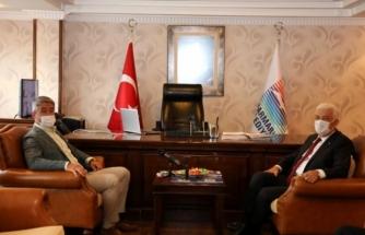 Muğla Belediye Başkanı Gürün'den Marmaris'e Ziyaret