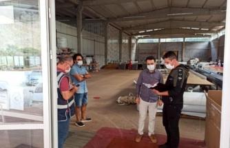 Muğla'da 599 Personelden Oluşan 180 Ekip Koronavirüs Denetimi Yaptı