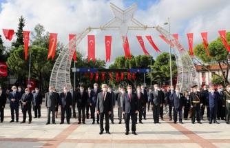 Muğla'da Cumhuriyet Bayramı'nın 97'inci Yılı Kutlanıyor