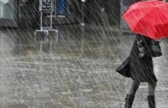 Muğla için Kuvvetli Sağanak Yağış Uyarısı
