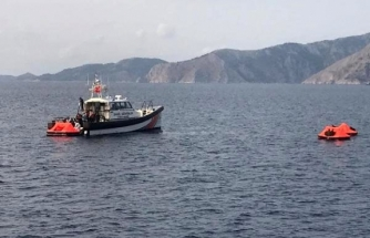 Muğla Marmaris'te 23 Kaçak Göçmen Kurtarıldı