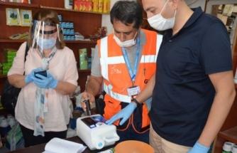 Muğla'da Gübre Bayilerinde DNA İçerik Denetimi Yapıldı