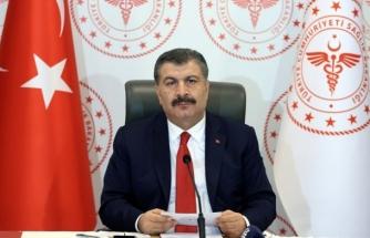 Sağlık Bakanı Koca: Covid-19 Salgınında Vaka Sayısı Artıyor Son Bir Haftada Vaka Artış Oranı Yüzde 62 !