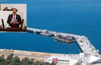 """CHP Muğla Milletvekili Mürsel Alban: """"Güllük Limanı 45 Yıllığına Özelleştirildi"""""""