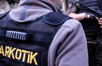 Muğla'daki Narkotik Operasyonlarında 7 Kişi Yakalandı, 24 Kişiye İşlem Yapıldı