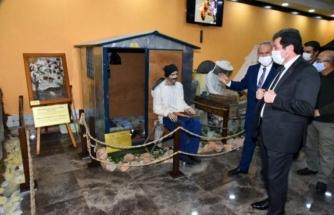 Muğla Valisi Orhan Tavlı MAYBİR'i Ziyaret Etti