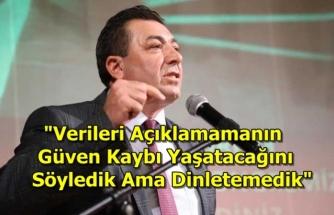 """Mürsel Alban: """"Muğlaya Gelen Turist Sayısı 2.2 Milyon Azaldı"""""""