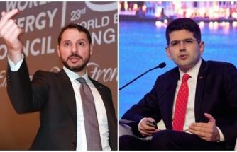 Türkiye Varlık Fonu'na Albayrak'ın Yerine Kartal İmam Hatipli Dağlıoğlu Getirildi