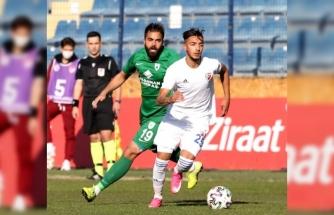 Ziraat Türkiye Kupası 4. Tur: Ankaraspor: 1 Muğlaspor: 4